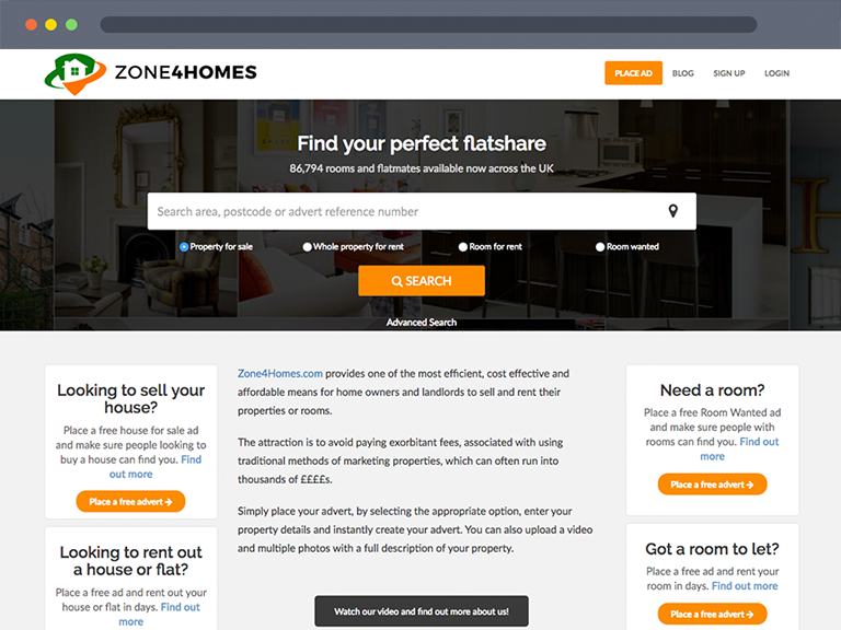 Zone4Homes