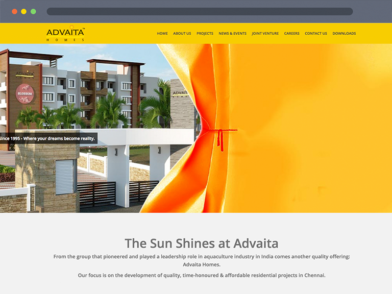 Advaita Homes