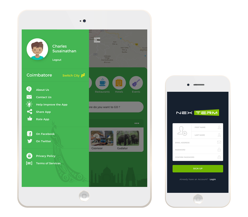 Explore our Android Projects