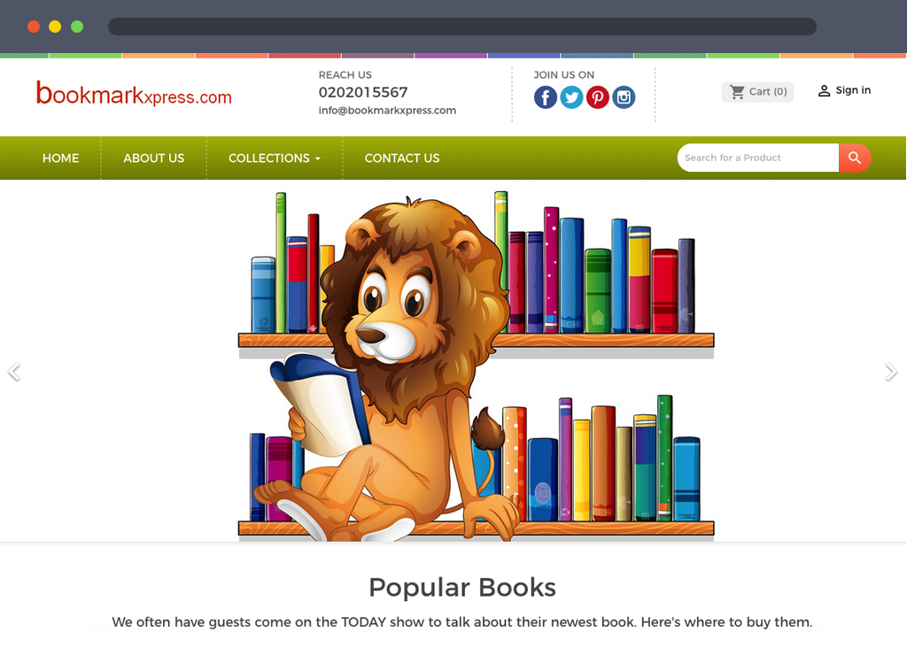 BookmarkXpress